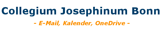 IT Support - Collegium Josephinum Bonn